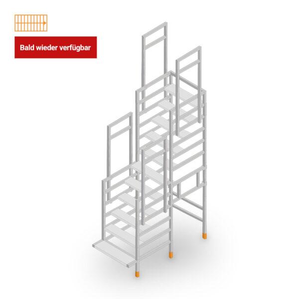 Ausverkauft: Easy-Step Shop Bautreppe gerade